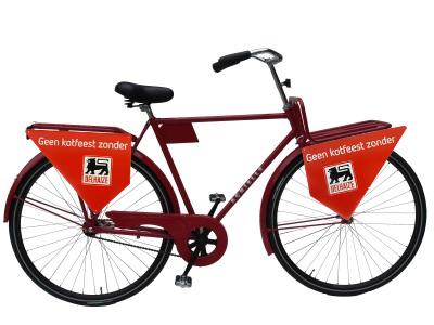 fietsreclame
