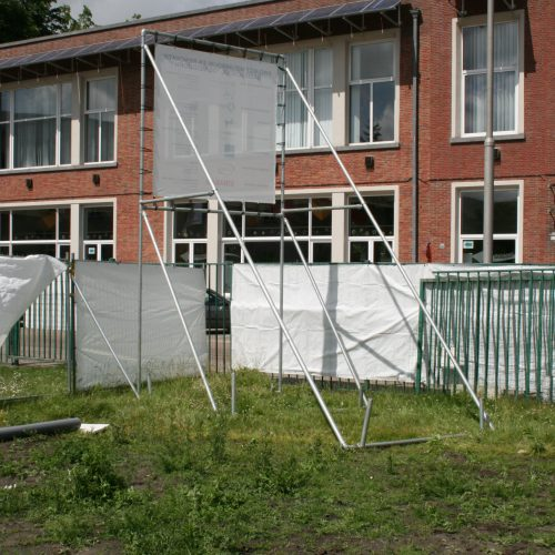 mesh spandoeken