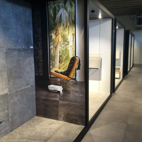 Showroom bouwpunt Van der Gucht