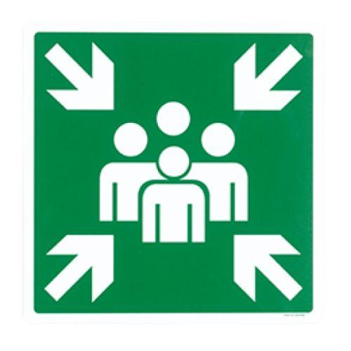 signalisatie stickers